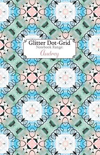 Glitter Dot-Grid: Audrey - Glitter Womens Kostüm