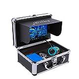 YHONG-FishFinder Fischfinder Kamera 30M Unterwasser HD 1000TVL für EIS/Sea/Fluss Angeln mit 7 Zoll LCD Monitor