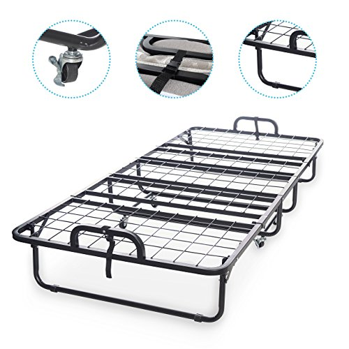 Milliard Diplomat Folding Bed Guest Bed Small Single 31