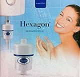hexagontm r9696Dusche Filter Essential, Wasser Filter System ~ Einfache Installation