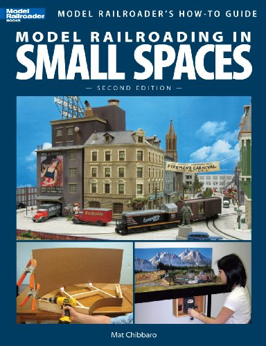 Model Railroading in Small Spaces (Model Railroader's How-to Guide)