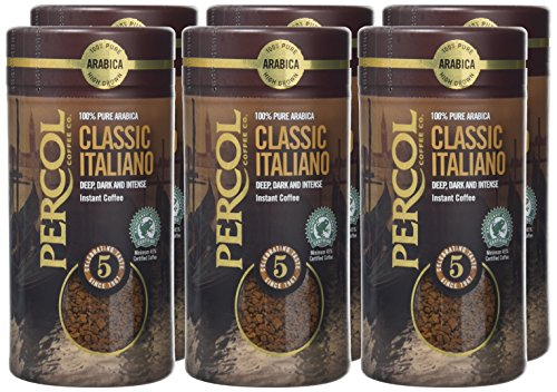 Percol Instant Coffee (Pack of 6)