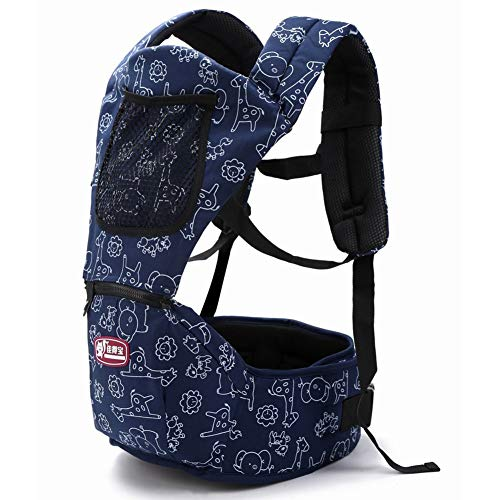 Udxvsdfhd Baby Carrier Baby Harness Safety And Comfortable Seat Multifunctional Summer Breathable Baby Seat,Orange Back Carrier  udxvsdfhd