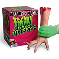 Freaky Body Illusions - Juego de Magia de Marvin's Magic
