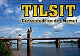 Tilsit - Grenzstadt an der Memel (Wandkalender 2019 DIN A3 quer): Deutsche Spuren im russischen Sowjetsk (Monatskalender, 14 Seiten ) (CALVENDO Orte)