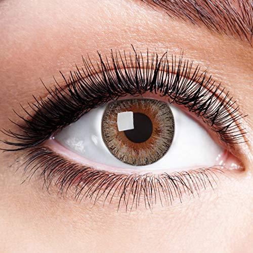 Farbige Kontaktlinsen Grau Ohne Stärke Weiche Natürliche Graue Jahreslinsen Linsen Jahres Farblinsen 0 Dioptrien Natürlich 1 jahr Grey Green Eyes Augen