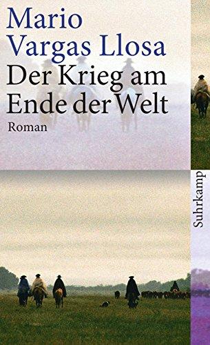 Buchcover Der Krieg am Ende der Welt. Roman