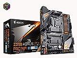 GIGABYTE Z390 AORUS PRO WLAN (Intel LGA1151/Z390/ATX/2xM.2 Thermal Guard/Onboard AC WLAN/RGB Fusion/Motherboard)