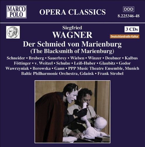 Der Schmied von Marienburg, Op. 13: Act III Scene 9: Hor' ich nicht was? (Muthart, Grand Master, Marshal of the Order)