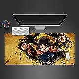 Mausunterlage vorgerückter Naturkautschuk kann Laptopauflage große Tastaturdesktopauflage 800X300X2MM waschen