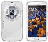 mumbi Schutzhülle Samsung Galaxy K Zoom Hülle transparent