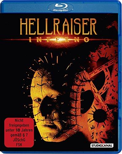 Bild von Hellraiser 5 - Inferno [Blu-ray]