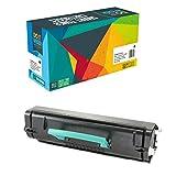 Do it Wiser ® Kompatibel Lexmark E460dn Toner für E360dn E260dn E360d E260 E260d E360 E460 E460dw E462dtn E462 E260dt E260dtn E360dtn E460d E460dtn - E260A11E E260A21E (3.500 Seiten)