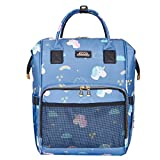 BigForest Maternity Multifunctional Mummy Backpack with Printed new Travel Tote Bag Baby Diaper Handbag Nappy Changing Bag
