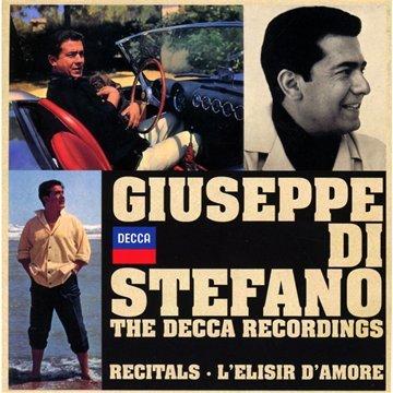 Giuseppe Di Stefano - The Decca Concertos