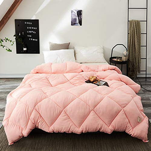 Xianw Reversible Goose Down Alternative Tröster Mini-Set - 3 Stück - All Season-Full/Queen-Size,D,200X230cm(79X91inch) (3 Stück Mini-tröster)