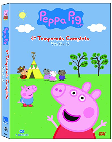 Peppa-Pig-Temporada-4-DVD