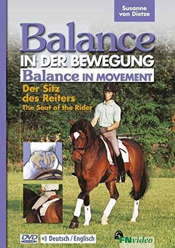 DVD Balance in der Bewegung /Balance in Movement. Der Sitz des Reiters /The Seat of the Rider (Balance Und Bewegung)