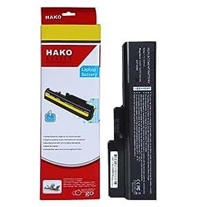 Hako Laptop Battery for Lenovo Ideapad G450, G530, G430 ,V460, B450 G550