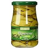 Kattus grüne Peperoni