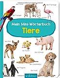 Mein Mini-Wörterbuch - Tiere