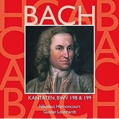 """Cantata No.199 Mein Herze schwimmt im Blut BWV199 : V Recitative - """"Auf diese Schmerzensreu"""" [Soprano]"""
