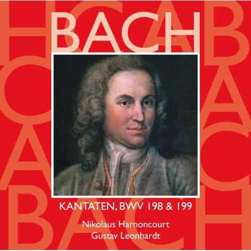 "Cantata No.198 Lass, Fürstin, lass noch einen Strahl BWV198 : I Chorus - ""Lass, Fürstin, lass noch einen Strahl"" [Choir]"