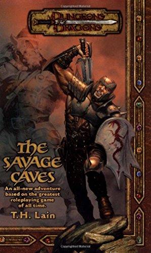 Savage Caves (Dungeons & Dragons) by T.H. Lain (1-Feb-2003) Mass Market Paperback par T.H. Lain