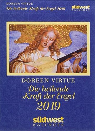 Die heilende Kraft der Engel 2019 Tagesabreißkalender por Doreen Virtue