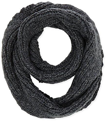 Roxy - Canyon Suns J NKWR, Sciarpa da donna, grigio (charcoal heather), unica (Taglia produttore: unica)