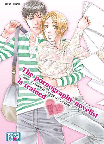 The pornography novelist is trained - Livre (Manga) - Yaoi