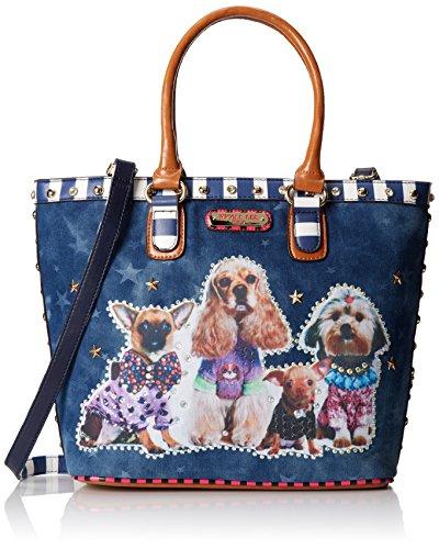 nicole-lee-oversized-tote-bag-dog-family-one-size