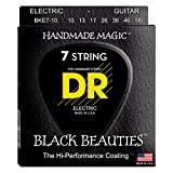 Best DR Strings Cuerdas Ukulele - DR EXBK E BKE 7-10 negros Extra Beautie Review