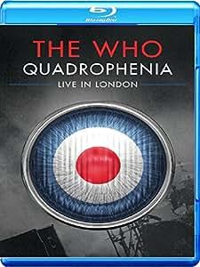 The Who - Quadrophenia/Live in London [Blu-ray]