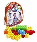#6: NOVICZ Kids Building Blocks - Building Block Set for Children - Kids Toys