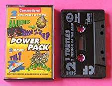 Powerpack Tape 14 - Commodore 64 - Cassette