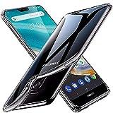 tomaxx Schutzhülle für Nokia 5.1 Plus [2018] Hülle Silikon Case für Nokia 5.1 Plus 2018