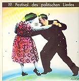 19. Festival Des Politischen Liedes [Vinyl LP]