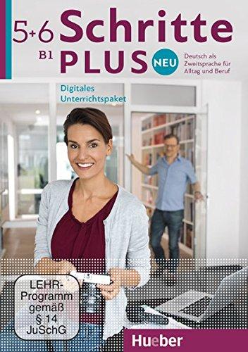 Schritte plus Neu 5+6: Deutsch als Zweitsprache / Digitales Unterrichtspaket