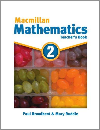 Macmillan Mathematics 2: Teacher's Book