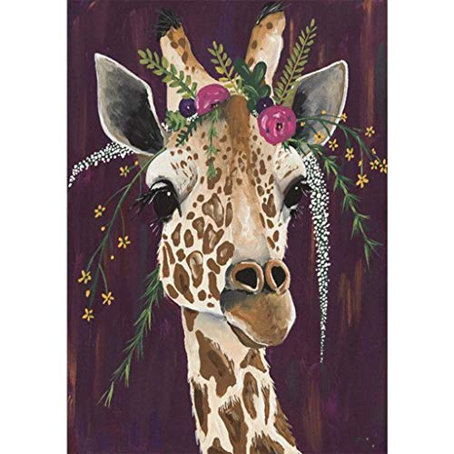 Diamant Malerei Full Kits 5D DIY, Animal World Series Bohrer Kits für Vollbohrer Erwachsene Porträt Strass Stickerei Kreuzstich Kunst Malerei 2019 billige Kunstwerke Markthym (Halloween York New 2019 In)