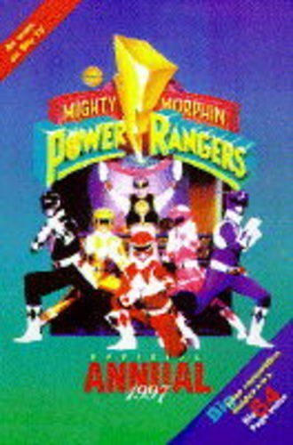 Power Rangers Annual 1997 by Marianne Wallace (1996-08-01) par Marianne Wallace
