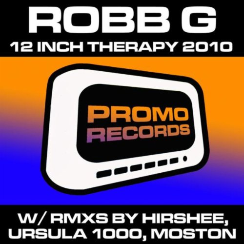 Robb G - 12 Inch Therapy Remixes