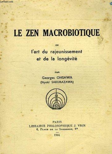 Le zen macrobiotique