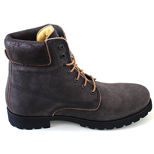 PANAMA JACK BOOT 03 BLACK WASH C5 Noir