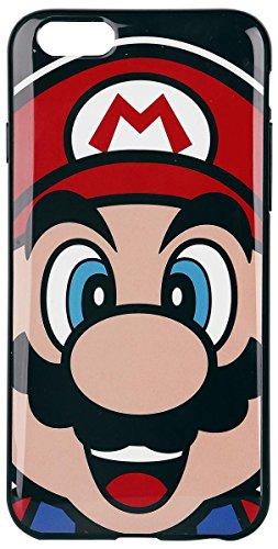 Nintendo SM-Mario-IPH6 Mario Schutzhülle für Apple iPhone 6/6S