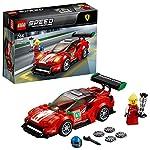 LEGO- Speed Champions Garage Ferrari, Multicolore, 75889  LEGO
