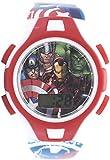 Orologio da polso digitale, per bambini, ufficiale Avengers, in metallo, codice 54921