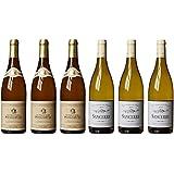 Le Bon Vin Pouilly Fume and Sancerre Case Wine 2015 75 cl (Case of 6)