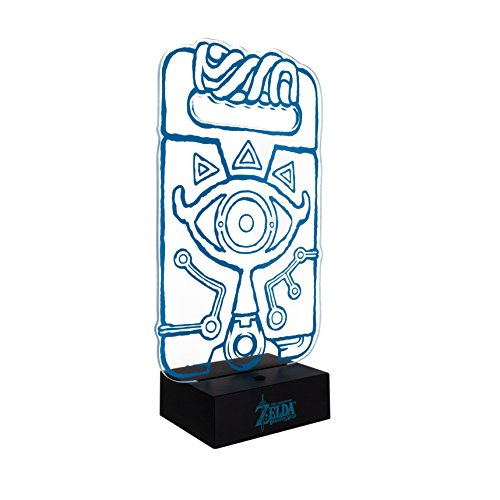 Paladone Legend of Zelda: Breath of the Wild, Sheikah Slate Light, multicolor